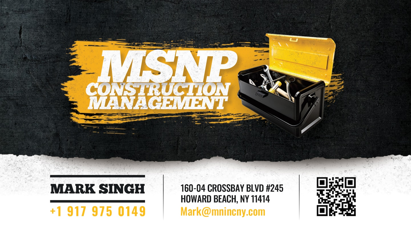 MSNP CONSTRUCTION MANAGEMENT INC.